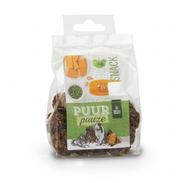 PUUR Pauze Vegetable Ball Parsley & Pumpkin 100g